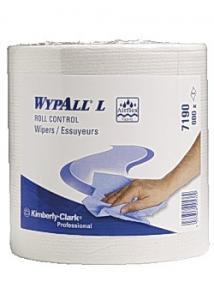 Wypall* Torkrulle L10 1-lag vit 228m/rl (rulle om 630 blad)