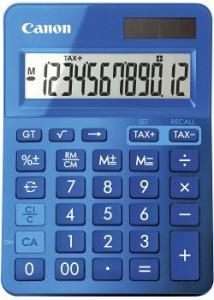 Canon Miniräknare LS-123K Blå