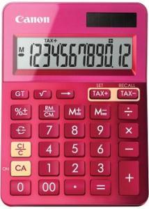Canon Miniräknare LS-123K Rosa