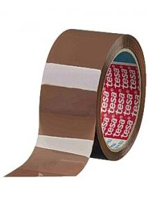 tesa® Packtejp PP 50mmx66m brun (fp om 6 x 66 m)