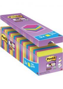 Post-it® Super Sticky 76x76mm (fp om 24 block)