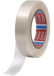 tesa® Enfibertejp, genomskinlig, 19 mm x 50 m, 04590 (rulle om 50 m)