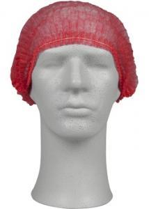 ABENA Hårnät röd nonwoven (fp om 200 st)