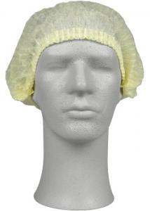 ABENA Hårnät gul nonwoven (fp om 200 st)