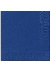Duni Servett D1-lags 33x33cm Mörkblå (fp om 500 st)