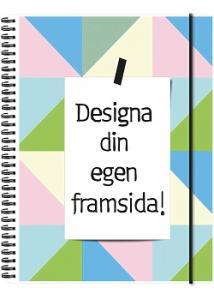 Burde Spiralblock Your Design, A5
