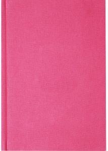 Burde Ant.bok rosa linnetextil A4 FSC