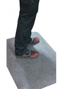 Matting Arbetsmatta YSed 61x91cm grå