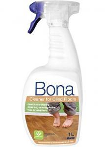 BONA Golvrengöring oljat trägolv 1L (flaska om 1000 ml)
