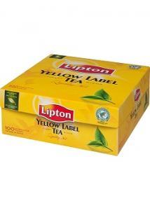 Lipton Te påse Yellow Label (fp om 100 st)