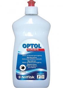 Nilfisk Skurcreme OPTOL oparfymerad 450ml (flaska om 450 ml)