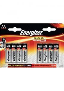 Energizer Batteri AA (fp om 8 st)
