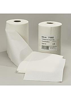 ABENA Tvättlapp extra mjuk 55g 20x26cm (rulle om 125 st)