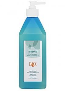 DAX Tvål Mild 600ml (flaska om 600 ml)