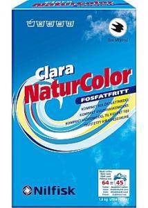 Nilfisk Tvättmedel Clara Natur Color 1,8kg