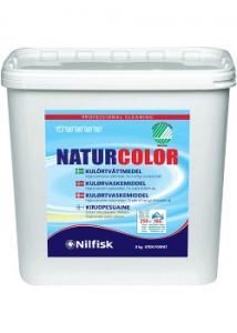 Nilfisk Tvättmedel Natur Color 8kg