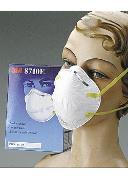 3M Dammfiltermask 3M (fp om 20 st)