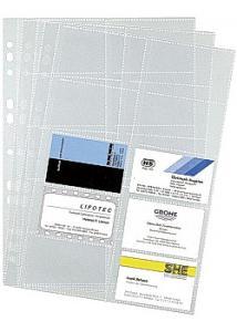 Durable Visitkortsficka (fp om 10 st)