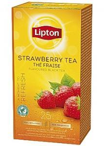 Lipton Te påse Strawberry (fp om 25 påsar)