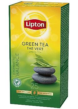 Lipton Te påse Green Tea (fp om 25 påsar)