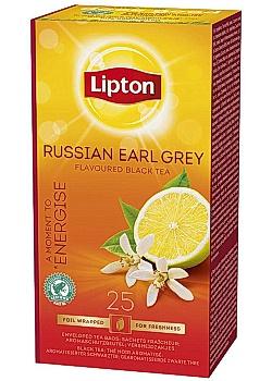 Lipton Te påse Russian Earl Grey (fp om 25 påsar)