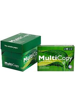 Multicopy Kop.ppr A4 80g ohålat (bunt om 500 blad)
