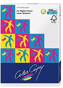Color Copy Kop.ppr A3 220g oh (bunt om 250 blad)