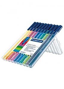 Staedtler Fineliner Triplus Color (fp om 10 st)