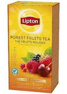 Lipton Te påse Forest fruit (fp om 25 påsar)