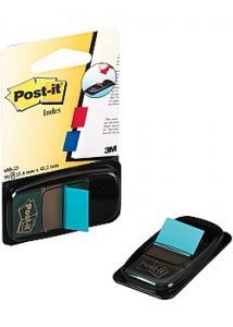 Post-it® Index 25x43mm kornblå