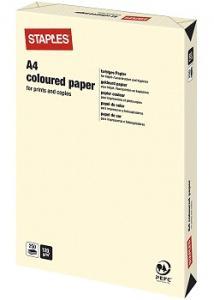 Kop.ppr A4 80g Creme (bunt om 500 blad)