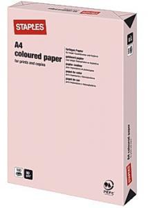Kop.ppr A4 80g Rosa (bunt om 500 blad)
