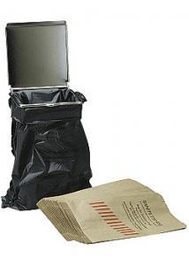 HYKAB Sanitetspåse hållare med lock