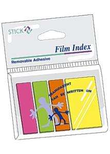 Stick'N Notes Stick'n Notes 45x12,4x25 3 färg (fp om 3 st)