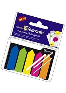 Stick'N Notes Stick'n Notes indexpilar 5 färg (fp om 5 st)