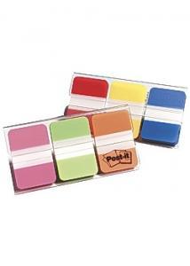 Post-it® Index Strong ljusa färger (fp om 66 st)