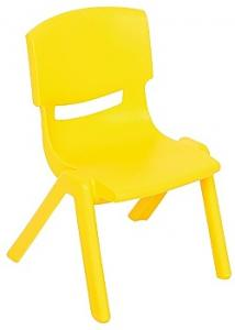 Barnstol Starke sitthöjd 30 cm gul
