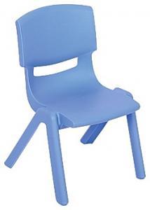 Barnstol Starke sitthöjd 35 cm blå