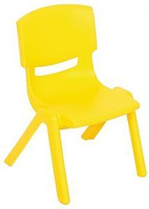 Barnstol Starke sitthöjd 38 cm gul
