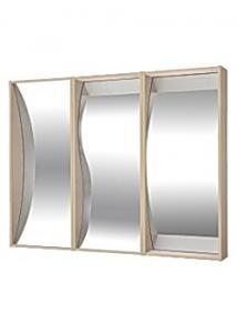 Tivolispegel vägghängd konvex
