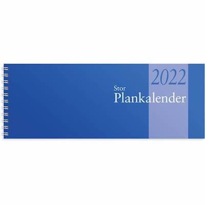Stor Plankalender spiralbunden - 1351