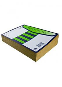 BONG Kuvert konsument fp C5 brun (fp om 100 st)