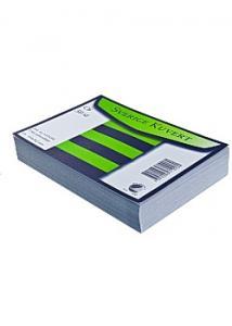 BONG Kuvert konsument fp Sv C6 linj vit (fp om 50 st)