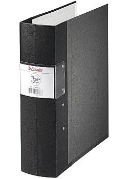 Jopa Gaffelpärm special A4 80mm svart