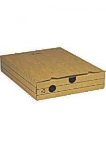 Arkivkartong A4 60mm brun