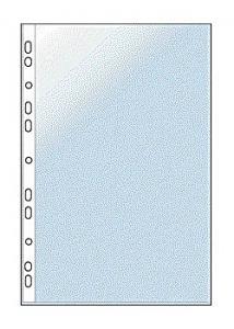 Plastficka A4 0,06mm glasklar