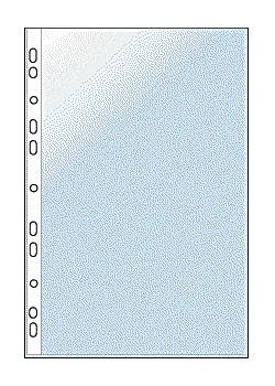 Plastficka A4 0,08mm glasklar