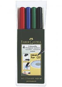Faber-Castell OH-penna VF medium (fp om 4 st)