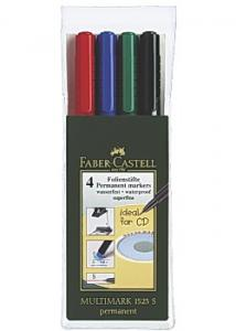 Faber-Castell OH-penna VF superfine (fp om 4 st)