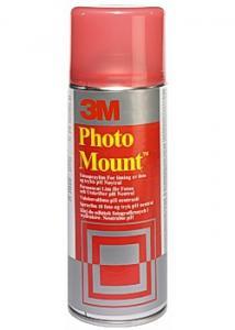 Scotch® Lim Photo-Mount 7024 400ml (flaska om 400 ml)